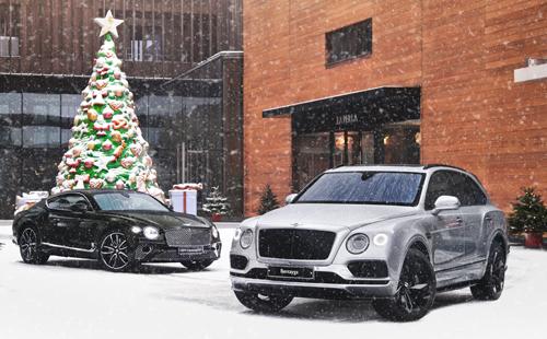 Новости компании - изображение ------------------------------ на Bentleymoscow.ru!