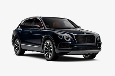 Bentley Bentayga Peacock - изображение 0 на Bentleymoscow.ru!