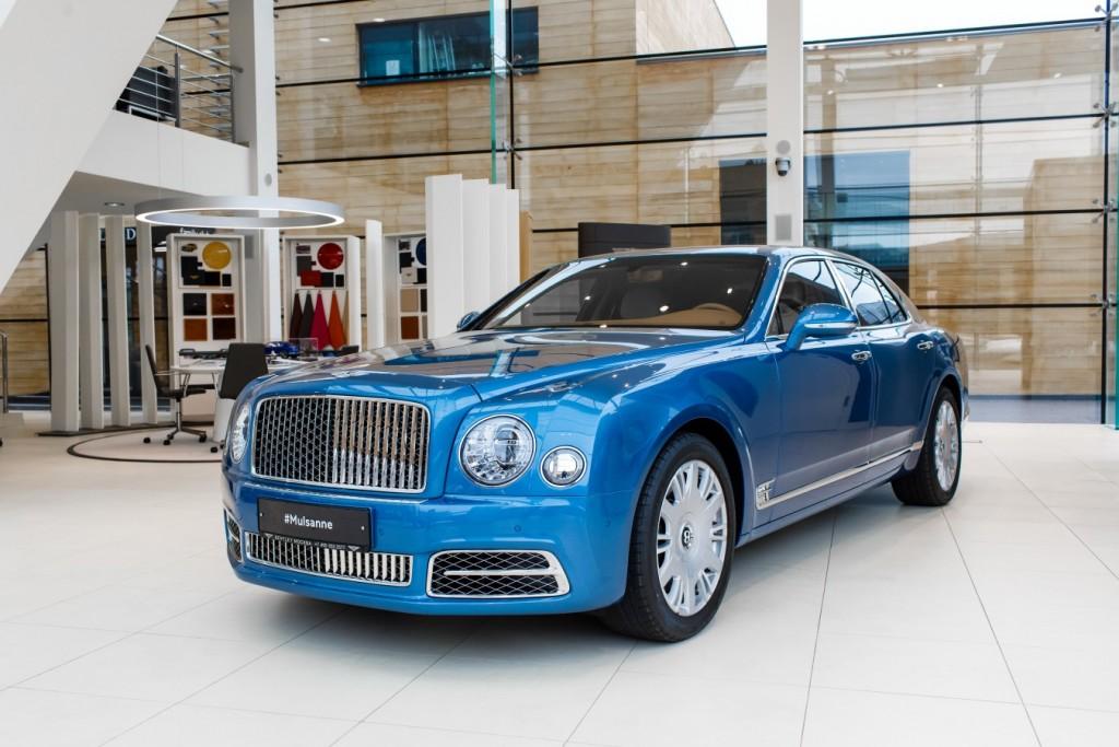 Bentley Mulsanne Portofino - изображение 010418Mercury_Auto_072-1024x683 на Bentleymoscow.ru!
