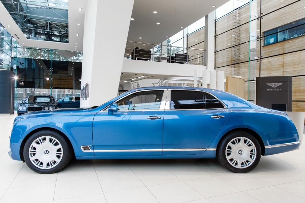 Bentley Mulsanne Portofino - изображение 010418Mercury_Auto_073-1024x683 на Bentleymoscow.ru!