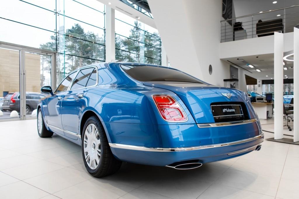 Bentley Mulsanne Portofino - изображение 010418Mercury_Auto_074-1024x683 на Bentleymoscow.ru!