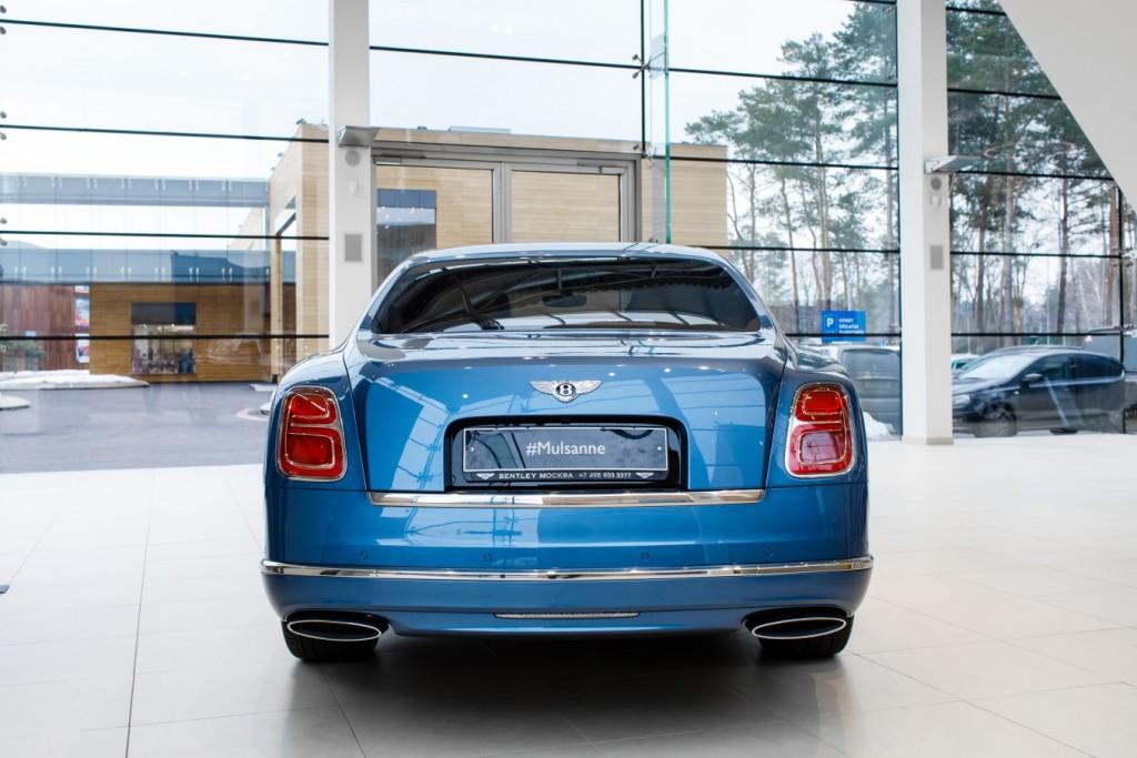 Bentley Mulsanne Portofino - изображение 010418Mercury_Auto_075-1024x683 на Bentleymoscow.ru!