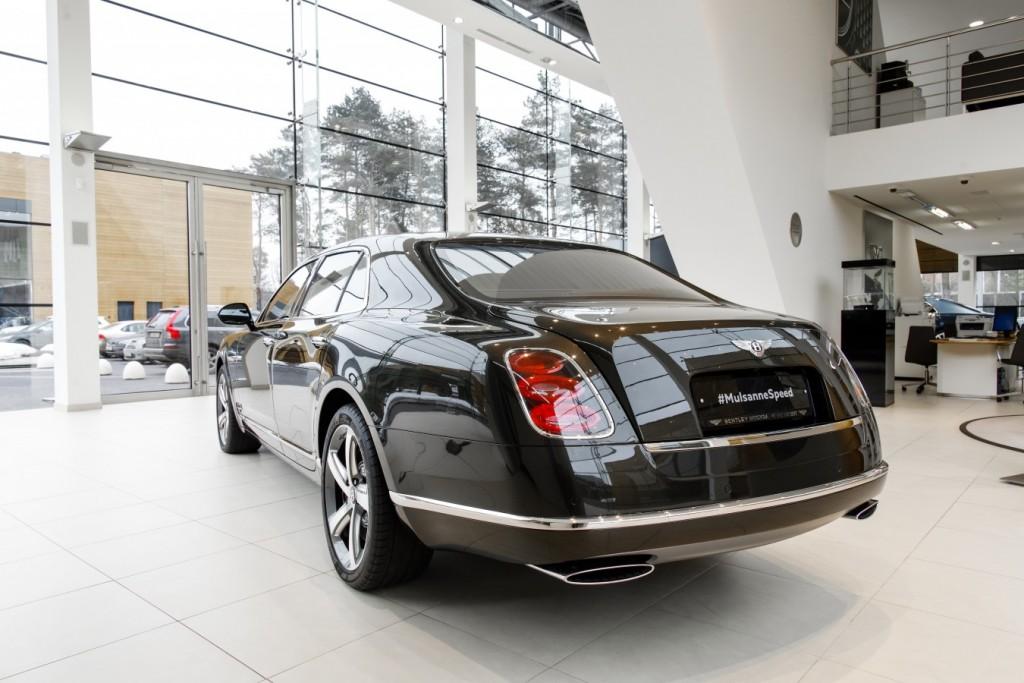 Bentley Mulsanne Speed - изображение 010418Mercury_Auto_086-1024x683 на Bentleymoscow.ru!