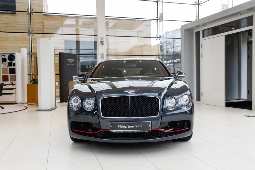 Bentley Flying Spur V8S Design Series by Mulliner - изображение 010418Mercury_Auto_104-1024x683 на Bentleymoscow.ru!
