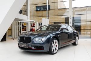 Bentley Flying Spur V8S Design Series by Mulliner - изображение 010418Mercury_Auto_105-300x200 на Bentleymoscow.ru!