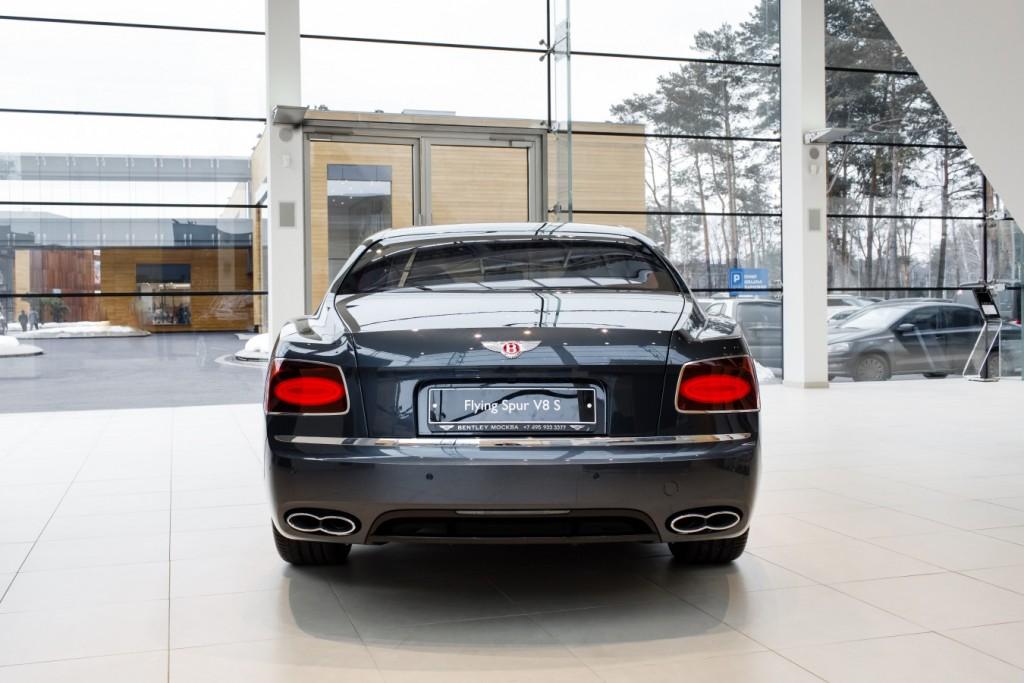 Bentley Flying Spur V8S Design Series by Mulliner - изображение 010418Mercury_Auto_108-1024x683 на Bentleymoscow.ru!