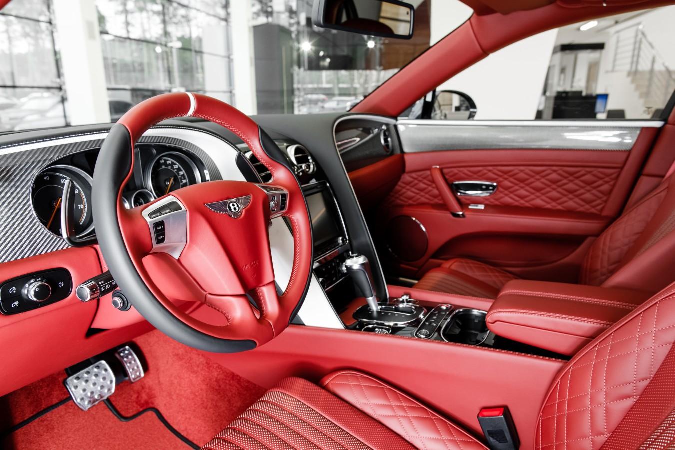 Bentley Flying Spur V8S Design Series by Mulliner - изображение 010418Mercury_Auto_120 на Bentleymoscow.ru!
