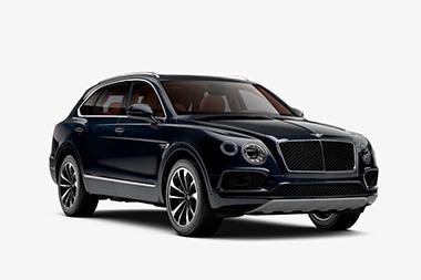 Bentley Bentayga Diesel Dark Sapphire - изображение 014 на Bentleymoscow.ru!
