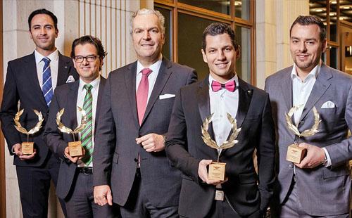 Награда за лучшие результаты на BENTLEY EUROPEAN SALES CHAMPIONSHIP 2015 - изображение 021 на Bentleymoscow.ru!