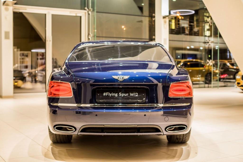 Bentley Flying Spur W12  (Elm Tree edition) - изображение 0229-1024x683 на Bentleymoscow.ru!