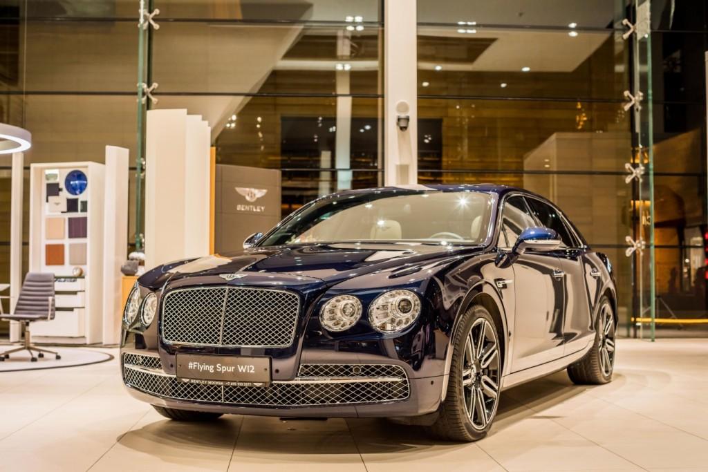 Bentley Flying Spur W12  (Elm Tree edition) - изображение 0236-1024x683 на Bentleymoscow.ru!