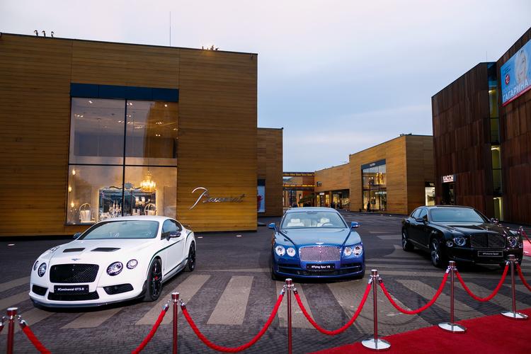 ЭКСТРАОРДИНАРНАЯ ПРЕЗЕНТАЦИЯ BENTLEY BENTAYGA В КОНЦЕРТНОМ ЗАЛЕ «БАРВИХА LUXURY VILLAGE» - изображение 05-1 на Bentleymoscow.ru!