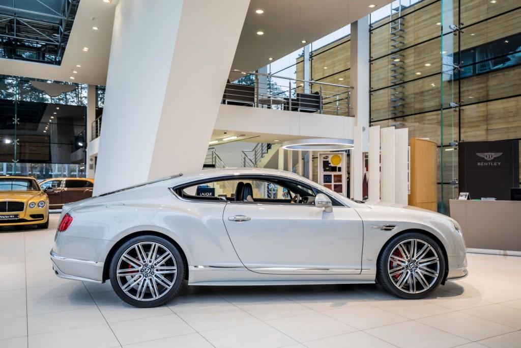 Bentley Continental GT Speed - изображение 0605-1024x683 на Bentleymoscow.ru!