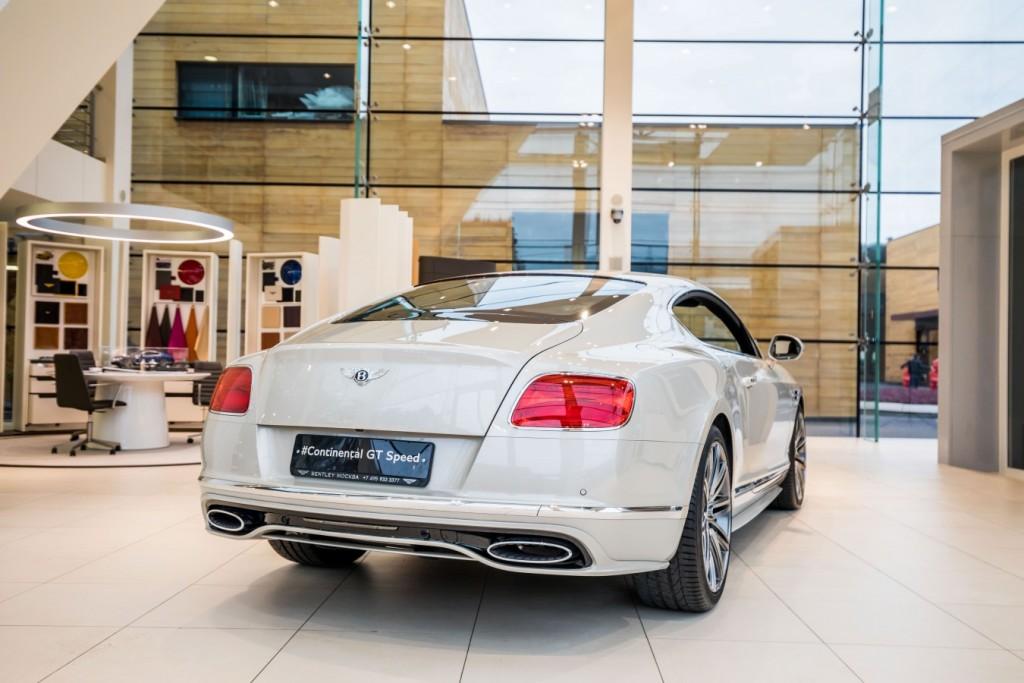 Bentley Continental GT Speed - изображение 0609-1024x683 на Bentleymoscow.ru!
