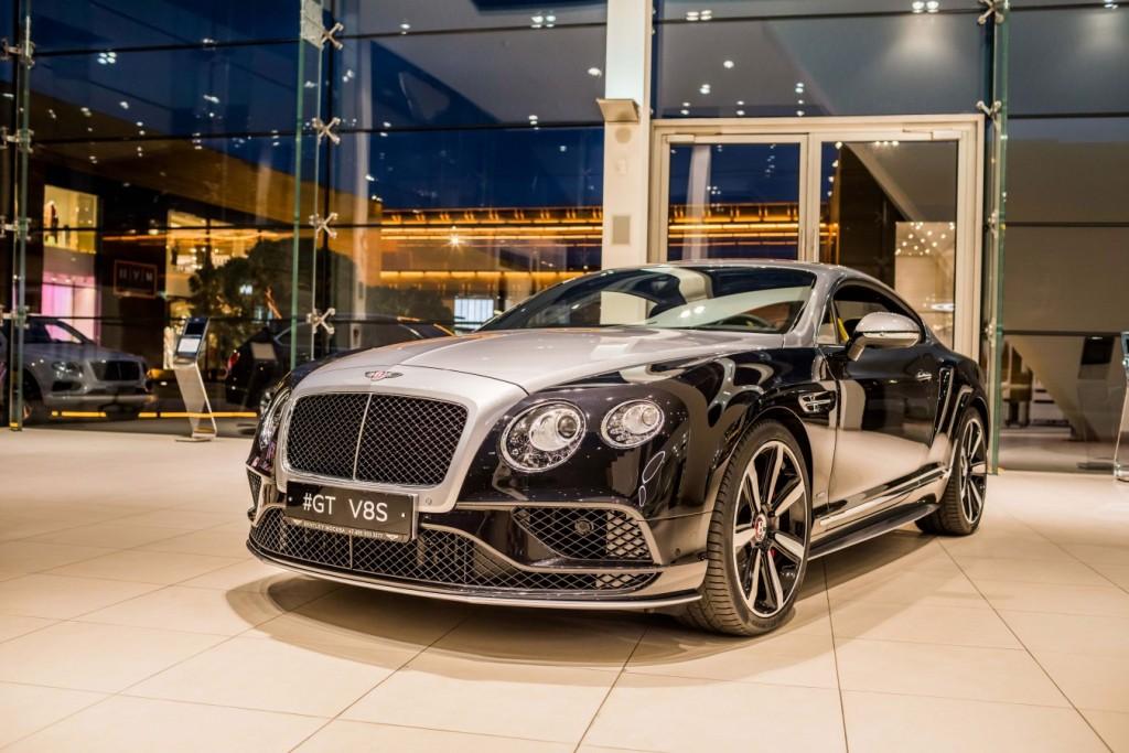 Bentley Continental GT V8 S Silver Fox Edition - изображение 0794-1024x683 на Bentleymoscow.ru!
