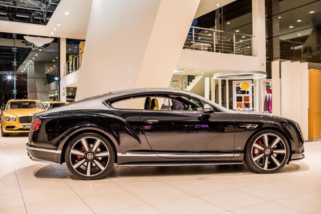 Bentley Continental GT V8 S Silver Fox Edition - изображение 0804-1024x683 на Bentleymoscow.ru!