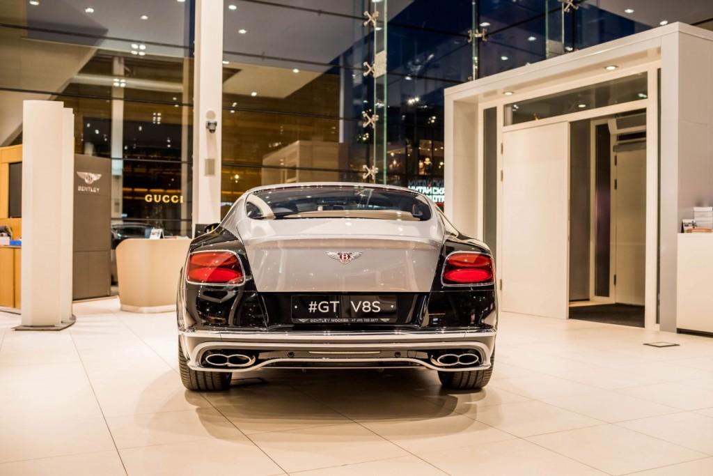 Bentley Continental GT V8 S Silver Fox Edition - изображение 0819-1024x683 на Bentleymoscow.ru!
