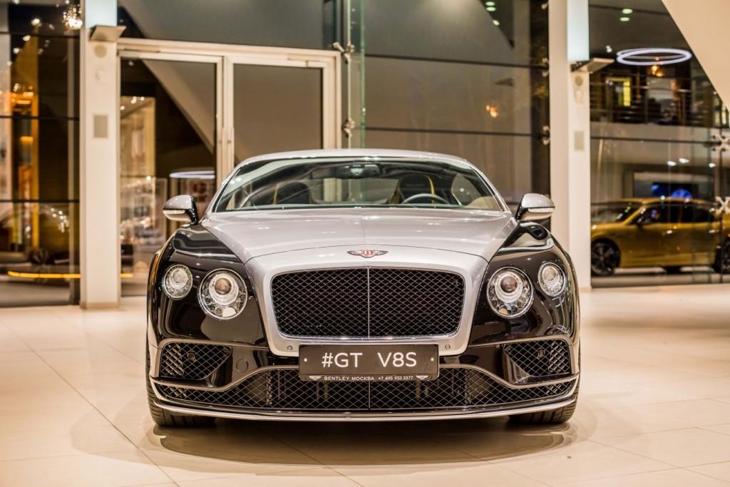 Bentley Continental GT V8 S Silver Fox Edition - изображение 0846-1024x683 на Bentleymoscow.ru!