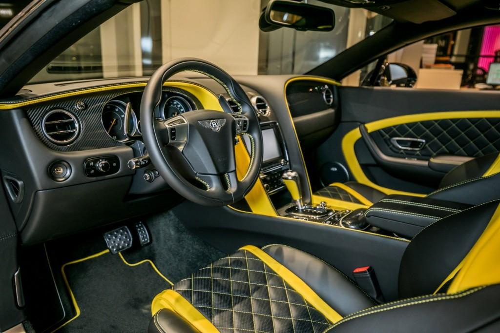 Bentley Continental GT V8 S Silver Fox Edition - изображение 0861-1024x683 на Bentleymoscow.ru!