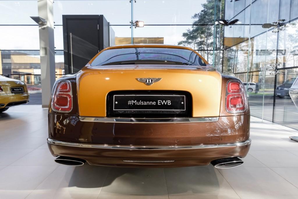 Bentley Mulsanne EWB Hallmark Edition Gold Pack - изображение 091117Bentley_008-1024x683 на Bentleymoscow.ru!