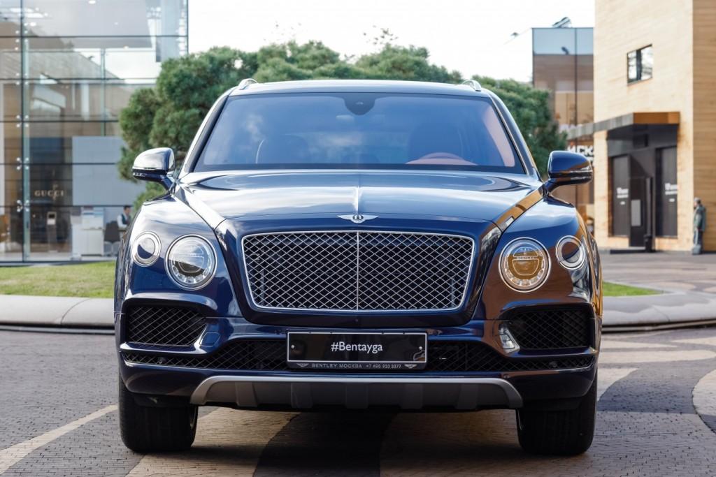 Bentley Bentayga Peacock - изображение 091117Bentley_016-1024x683 на Bentleymoscow.ru!