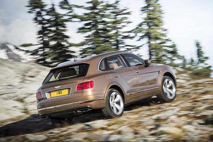 Bentayga - изображение 1-116 на Bentleymoscow.ru!