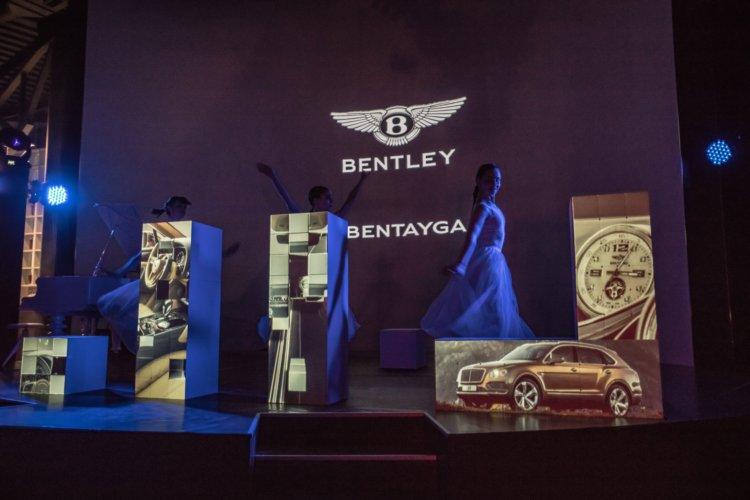 ЭКСТРАОРДИНАРНАЯ ПРЕМЬЕРА BENTLEY BENTAYGA В САНКТ-ПЕТЕРБУРГЕ - изображение 106 на Bentleymoscow.ru!