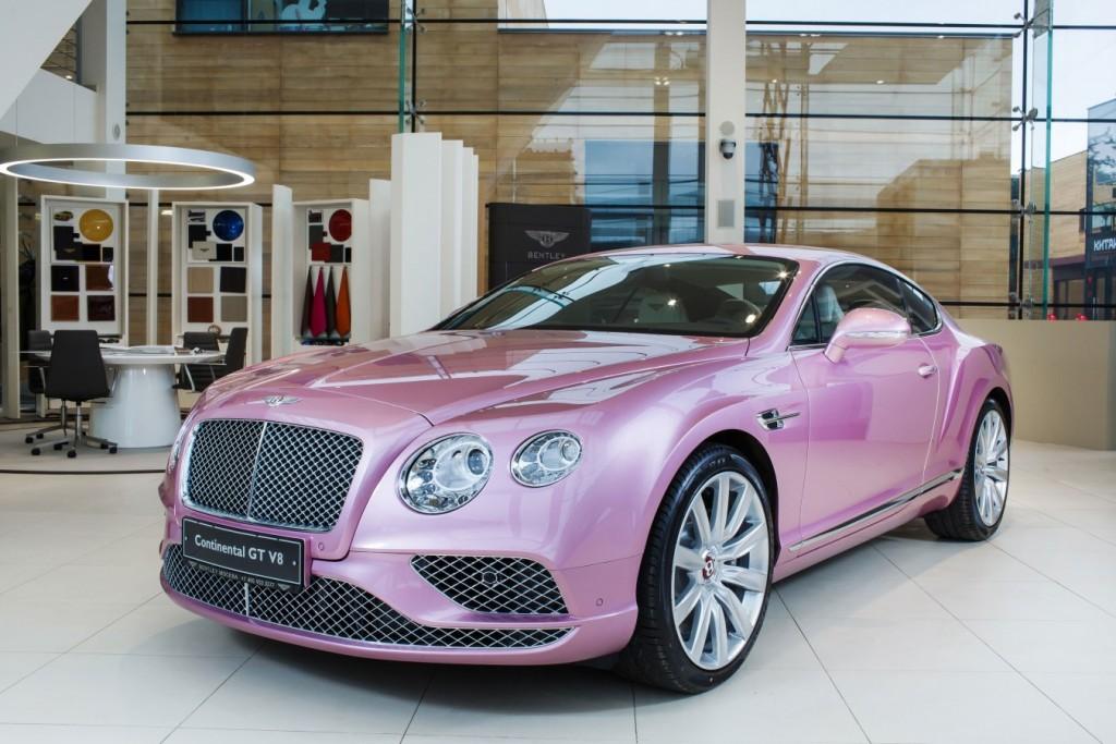BENTLEY CONTINENTAL GT V8 PASSION PINK - изображение 110217Mercury_Auto_002-1024x683 на Bentleymoscow.ru!