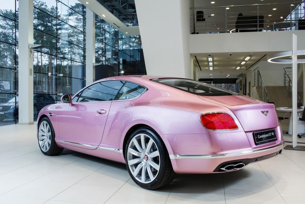 BENTLEY CONTINENTAL GT V8 PASSION PINK - изображение 110217Mercury_Auto_004-1024x683 на Bentleymoscow.ru!