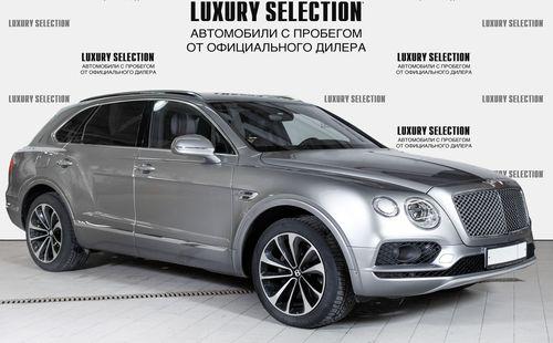 Bentley Bentayga - изображение 11329-500_310 на Bentleymoscow.ru!