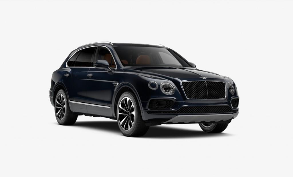 Bentley Bentayga Diesel Dark Sapphire - изображение 128-1024x619 на Bentleymoscow.ru!