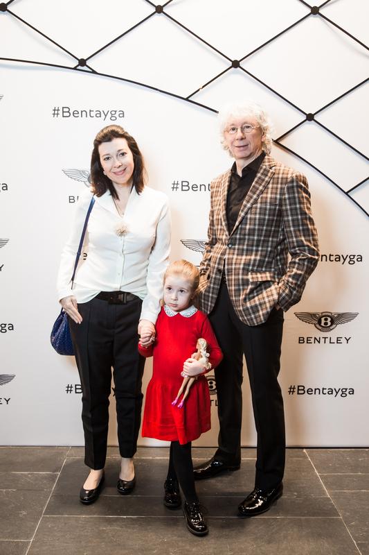 ЭКСТРАОРДИНАРНАЯ ПРЕЗЕНТАЦИЯ BENTLEY BENTAYGA В КОНЦЕРТНОМ ЗАЛЕ «БАРВИХА LUXURY VILLAGE» - изображение 141 на Bentleymoscow.ru!