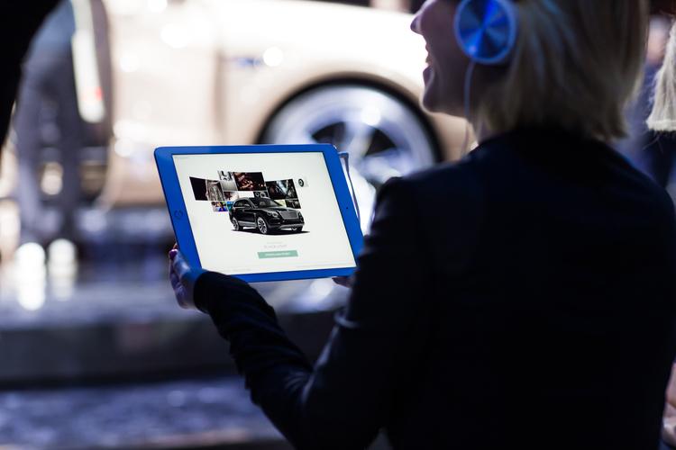 ЭКСТРАОРДИНАРНАЯ ПРЕЗЕНТАЦИЯ BENTLEY BENTAYGA В КОНЦЕРТНОМ ЗАЛЕ «БАРВИХА LUXURY VILLAGE» - изображение 181 на Bentleymoscow.ru!