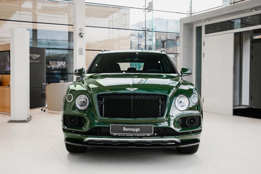 Bentley Bentayga V8 - изображение 190718Bentley_4_001-1024x683 на Bentleymoscow.ru!