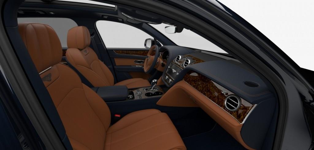 Bentley Bentayga Diesel Dark Sapphire - изображение 324-1024x489 на Bentleymoscow.ru!