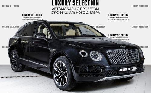 Bentley Bentayga - изображение 500_3101 на Bentleymoscow.ru!