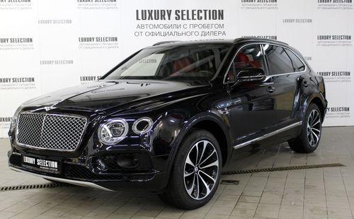 Bentley Bentayga - изображение 500_3102 на Bentleymoscow.ru!