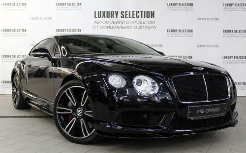Bentley Continental GT V8 - изображение 500_3106 на Bentleymoscow.ru!