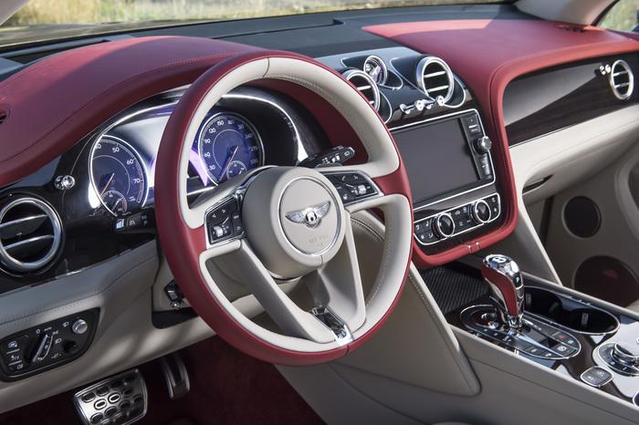 САМЫЙ БЫСТРЫЙ ВНЕДОРОЖНИК В МИРЕ - BENTLEY BENTAYGA - изображение 56 на Bentleymoscow.ru!