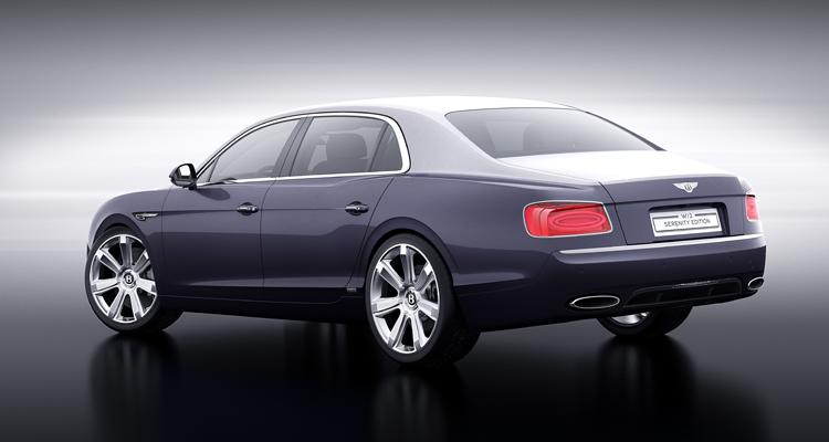 SERENITY EDITION - изображение 610 на Bentleymoscow.ru!