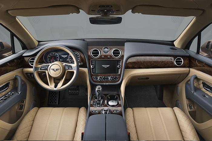 Bentayga - изображение 79 на Bentleymoscow.ru!