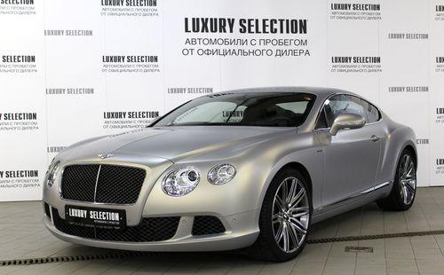 Bentley Continental GT V8 - изображение 87512-500_310 на Bentleymoscow.ru!