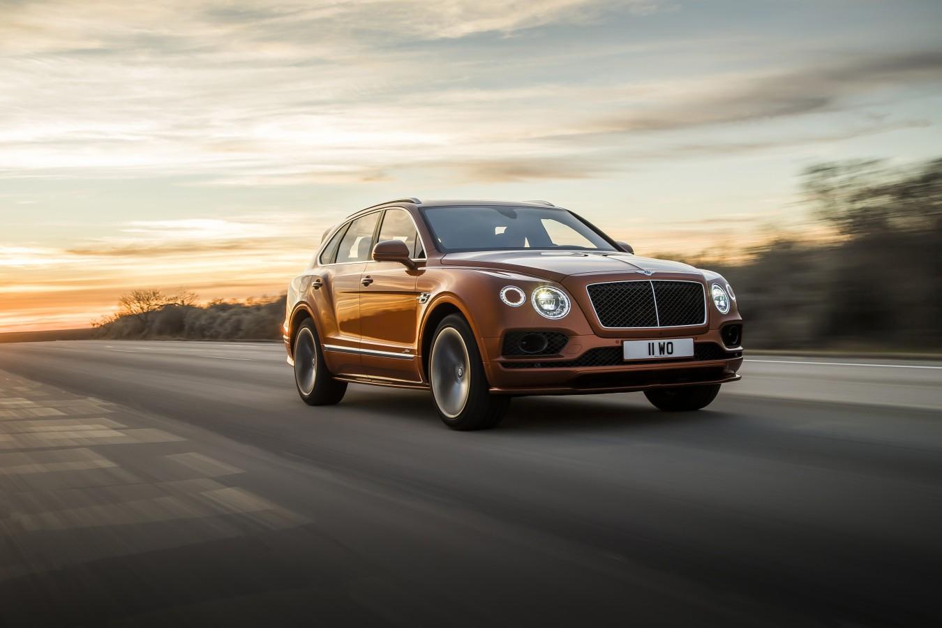 НОВЫЙ BENTLEY BENTAYGA SPEED - изображение Bentayga-Speed-4 на Bentleymoscow.ru!