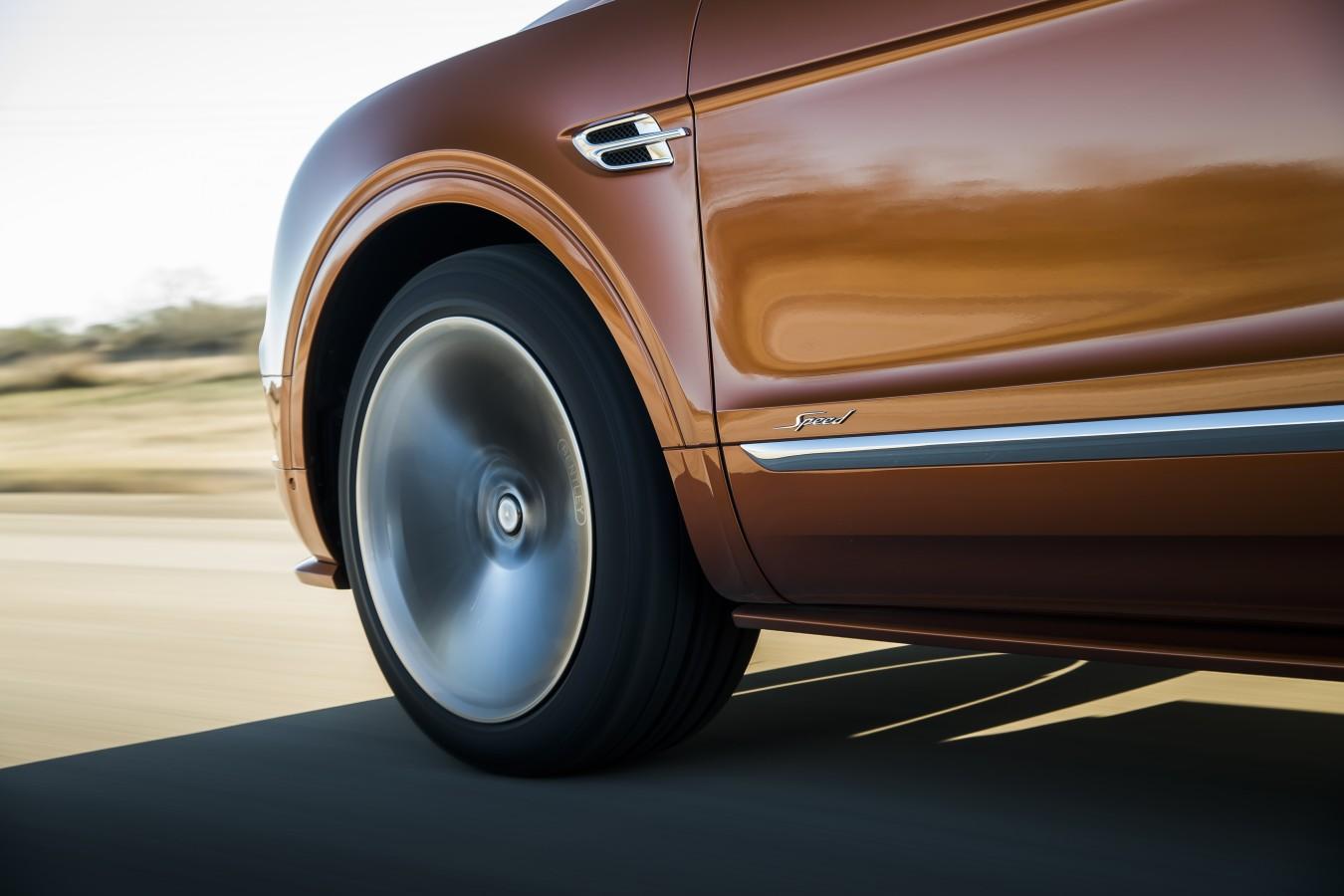 НОВЫЙ BENTLEY BENTAYGA SPEED - изображение Bentayga-Speed-8 на Bentleymoscow.ru!