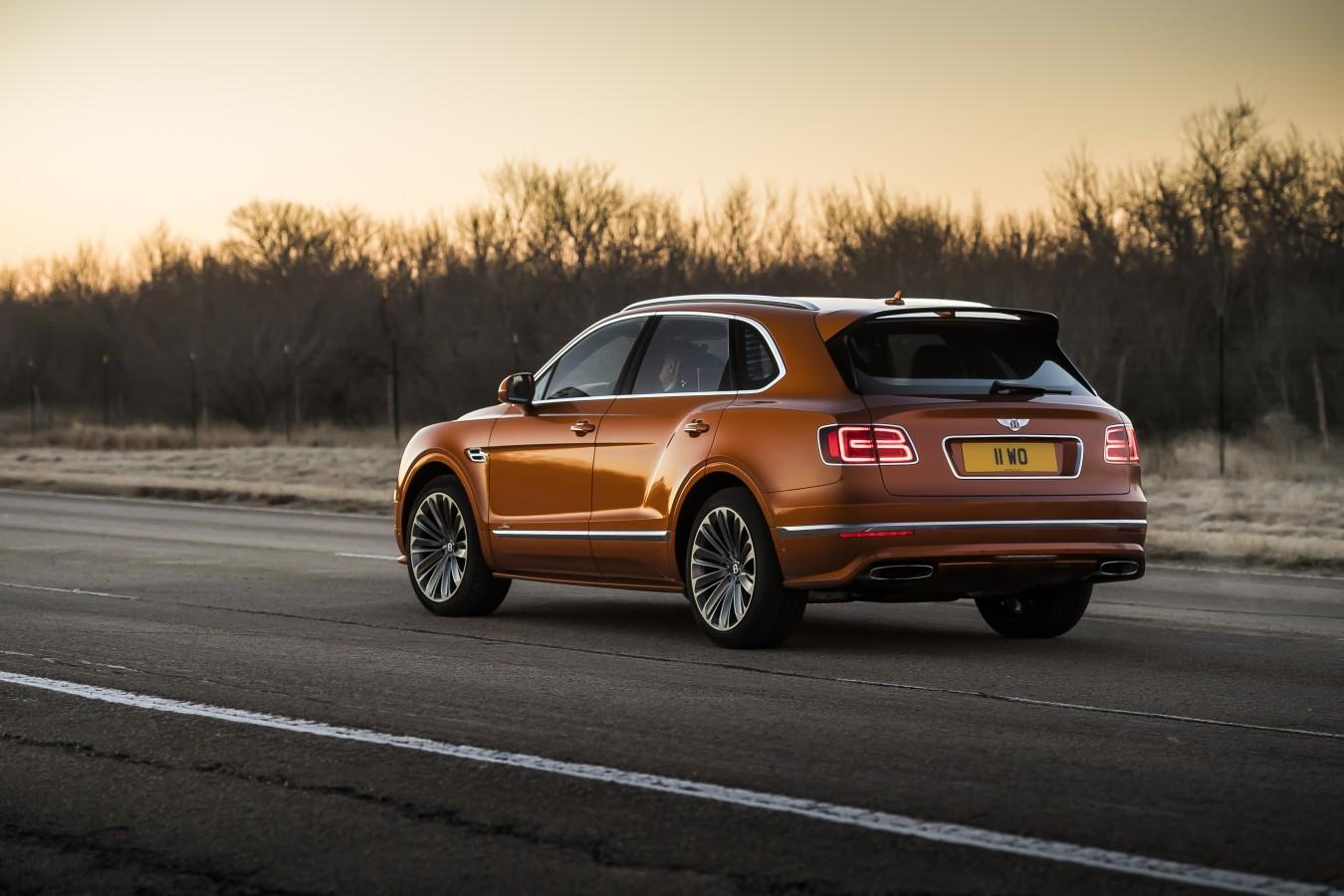 НОВЫЙ BENTLEY BENTAYGA SPEED - изображение Bentayga-Speed-9 на Bentleymoscow.ru!