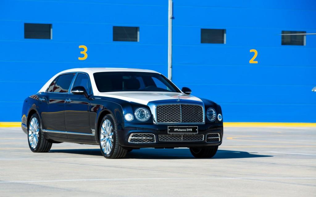 Bentley Mulsanne EWB Hallmark Silver Edition - изображение Bentley-38-1024x640 на Bentleymoscow.ru!