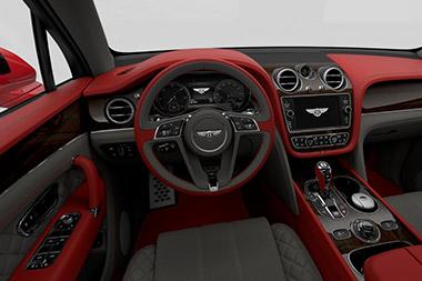 Bentley Bentayga Peacock - изображение Bentley-Bentayga-Diesel-St-James-Red на Bentleymoscow.ru!