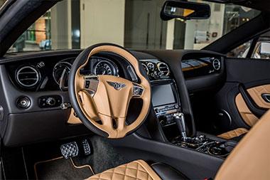 Bentley Bentayga Peacock - изображение Bentley-Continental-GT-Speed-Black-2 на Bentleymoscow.ru!
