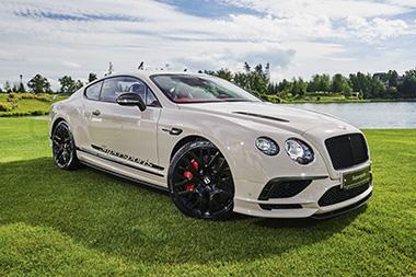 Flying Spur Serenity Signature - изображение Bentley-Continental-GT-Supersports на Bentleymoscow.ru!