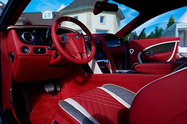 Bentley Bentayga Peacock - изображение Bentley-Continental-GT-Supersports1 на Bentleymoscow.ru!
